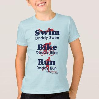 Camiseta Pai do Triathlon