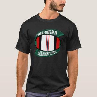 Camiseta Pai do veterinário de Afeganistão