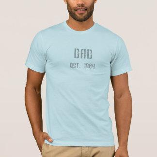 Camiseta Pai Est. 1984