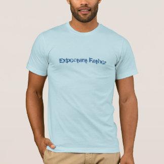 Camiseta Pai expectante