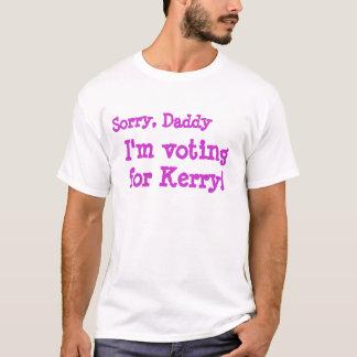 Camiseta Pai pesaroso