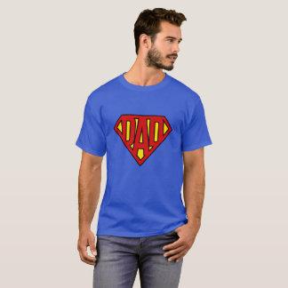 Camiseta Pai super