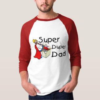 Camiseta Pai super de Duper (1)