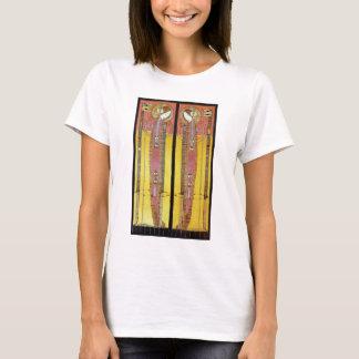 Camiseta Painéis bordados Macdonald de Margaret