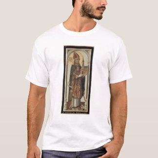 Camiseta Painel votiva que descreve St. Ansgar, 1457