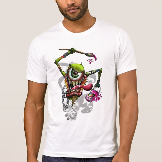 Camiseta PainterEyes-002