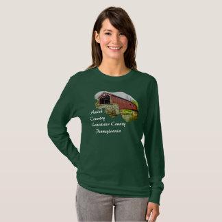 Camiseta País de Amish - Lancaster Pensilvânia - t-shirt