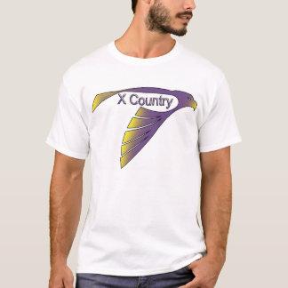 Camiseta País do falcão X
