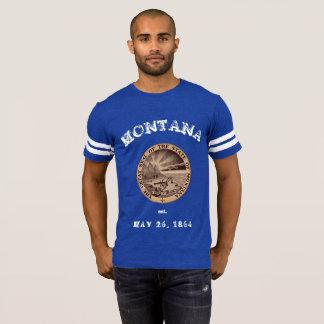 Camiseta País grande Montana do céu