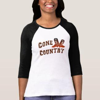 Camiseta País ido