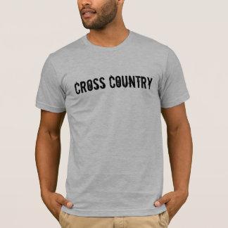 Camiseta País transversal