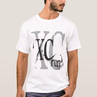 Camiseta País transversal que funciona XC