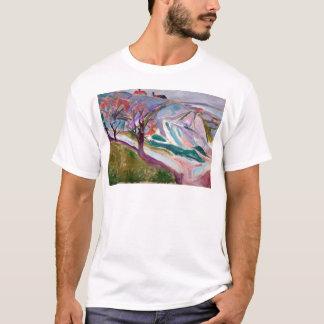 Camiseta Paisagem de Edvard Munch, Kragerø