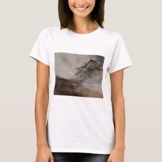 Camiseta Paisagem escocesa 1