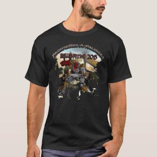 Camiseta Países da costa do Pacífico um Palooza