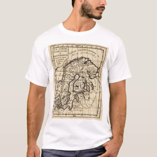 Camiseta Países escandinavos