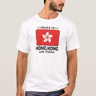 Camiseta Paixão K de Hong Kong