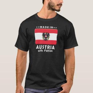 Camiseta Paixão W de Áustria