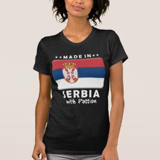 Camiseta Paixão W de Serbia