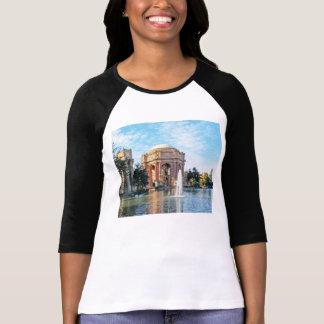 Camiseta Palácio das belas artes - San Francisco