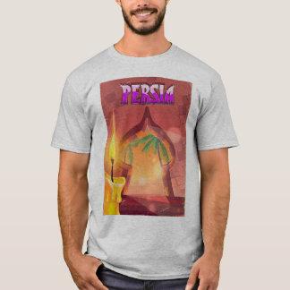 Camiseta Palácio de Persia na noite morna