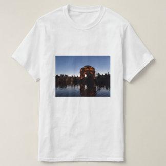 Camiseta Palácio de San Francisco do t-shirt das belas