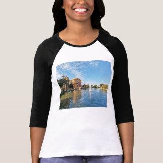 Camiseta Palácio de San Fransisco das belas artes