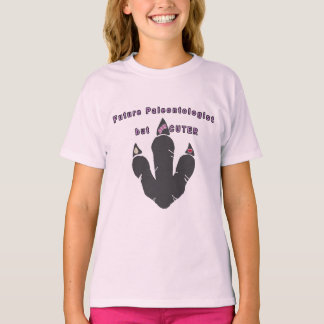 Camiseta Paleontologist futuro