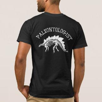 Camiseta Paleontologist (Stegosaurus)