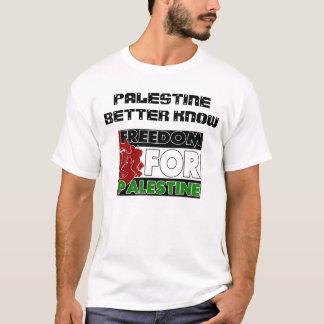Camiseta Palestina melhor sabe
