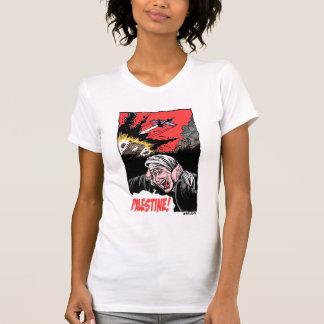 Camiseta Palestina por Latuff