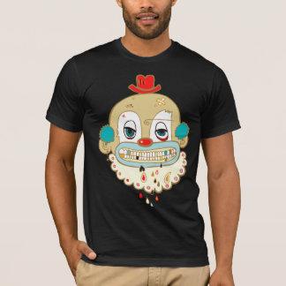 Camiseta Palhaço assustador