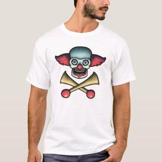 Camiseta palhaço-pir-T