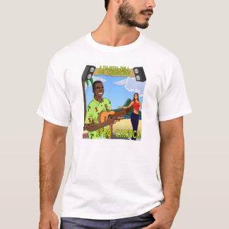 Camiseta Palheta-Bala dos Cavaquinhos Afro Carioca