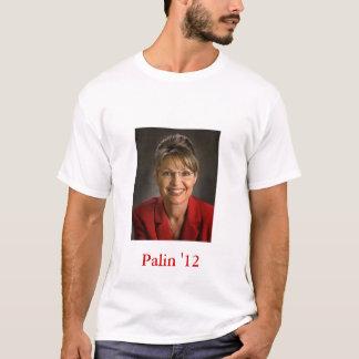 Camiseta Palin, Palin '12