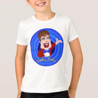 Camiseta Palin Porky - Tshirt da campainha dos meninos - 2