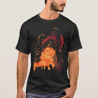 Camiseta Palindrome do demónio