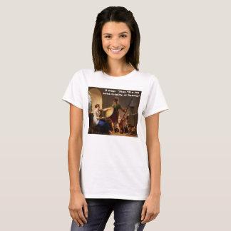 Camiseta Palindrome total do eclipse solar