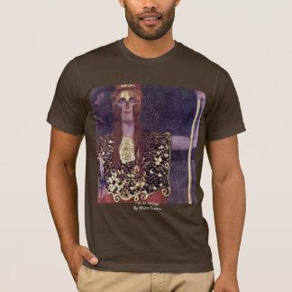 Camiseta Pallas Athena por Klimt Gustavo
