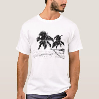 Camiseta palmas