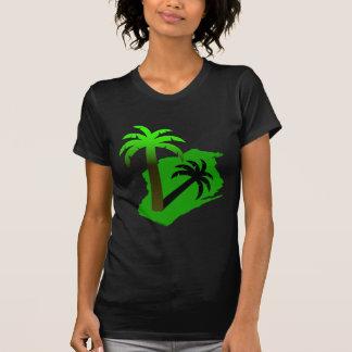 Camiseta Palmeira de Wisconsin