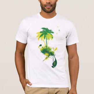 Camiseta Palmeira verde
