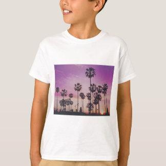 Camiseta Palmeiras tropicais Miami Los Angeles Veneza