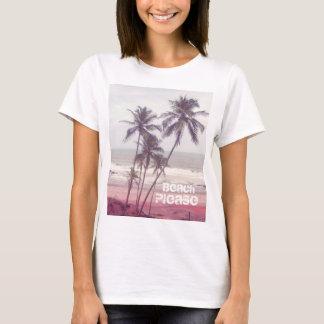 Camiseta palmeiras, verão, praia por favor