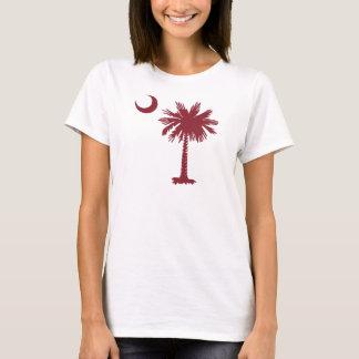 Camiseta Palmetto & crescente do SC