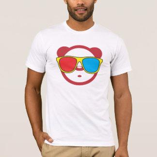Camiseta Panda 3D
