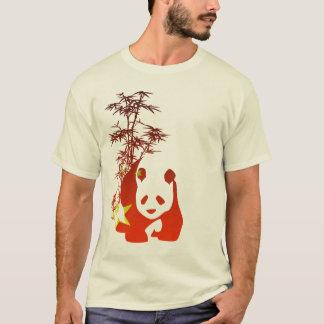 Camiseta Panda chinesa