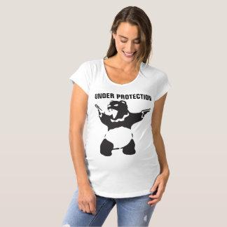 Camiseta Panda com fome do urso