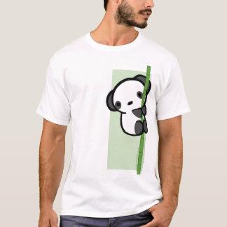 Camiseta Panda de bambu