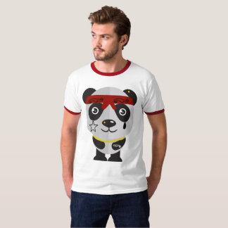 Camiseta Panda de Gansta